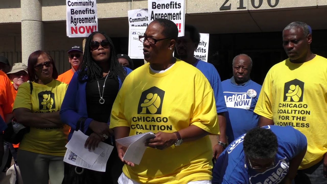 Westside Community Benefits Coalition Press Conference 9152015