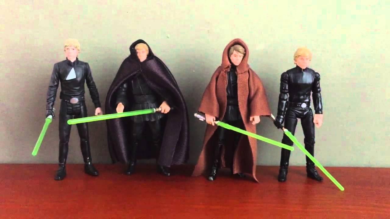 "Star Wars Black Series 3.75/"" Luke Skywalker Jedi Master Action Figure NEW"