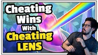 Cheating Wins With Cheating Lens Murloc Paladin - Deck Guide - Hearthstone