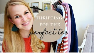 HOW TO THRIFT FOR THE *PERFECT…