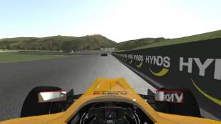 rfactor 2 asr 3 highlands msp ai race 10 laps