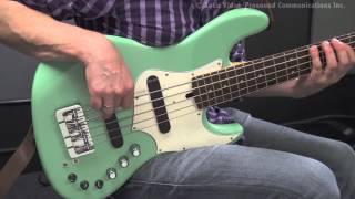 Rufus Philpot - Modal Groove Tune - Bass Solo