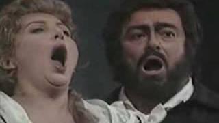 Luciano Pavarotti - Andrea Chenier Act Two- Ora Soave-1996