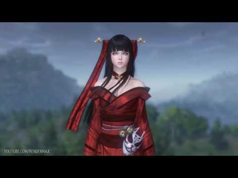 Moonlight Blade Female Assassin Armor Preview F2p Youtube