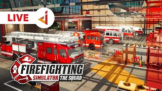 AWAS AIR PANAS !! - Firefighting Simulator : The Squad [Indonesia] #1