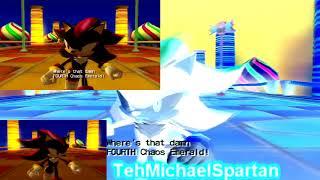 Where's That Damn Fourth Chaos Emerald Sparta Roblox Remix