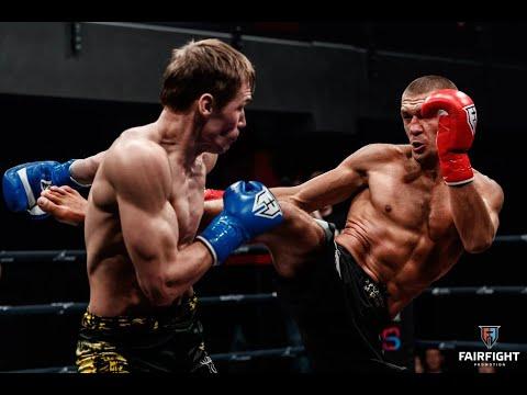 Нокаут | Василий Семенов, Россия Vs Артем Пашпорин, Россия | Fair Fight XI