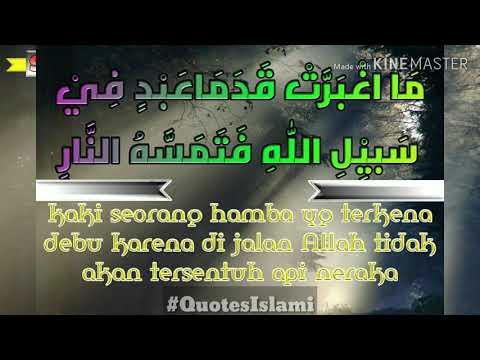 Quotes Kata Kata Mutiara Bertema Islami Dengan Kaligrafi