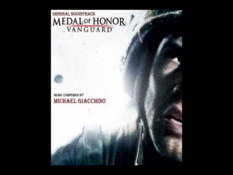 Medal of Honor Vanguard OST - Medal of Honor Main Theme