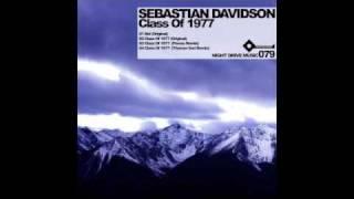 Sebastian Davidson - Class Of 1977 (Pawas Remix) Night Drive Music