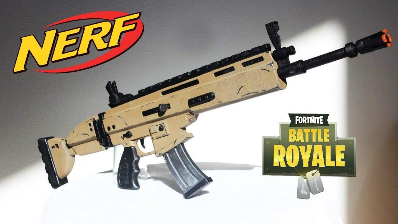 Nerf Fortnite Battle Royale Guns Announced Official Details Info