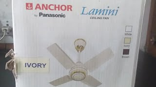 Anchor Lamini Ceiling Fan for Kitchen : Feature and Quick Review (Hindi) (Live Video)