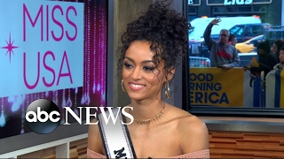 New Miss USA responds to health care backlash