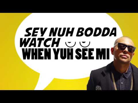 Sean Paul - One A Way (Official Lyric Video) 2015