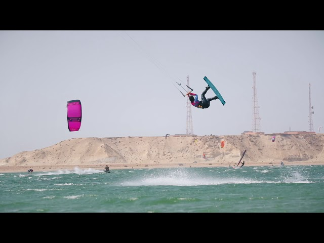GKA Kite World Cup Dakhla 2019 | Day Three | Women's Elimination