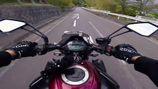 【Motovlog】Good Luck RiderさんのZ1000に乗ってみた