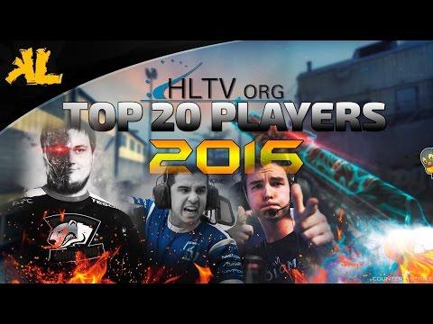 CS:GO - Top 20 Players of 2016   Fragmovie (HLTV.org)