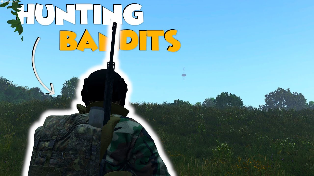 DayZ - The WEIRDEST PVP Fights I've Ever Been In!