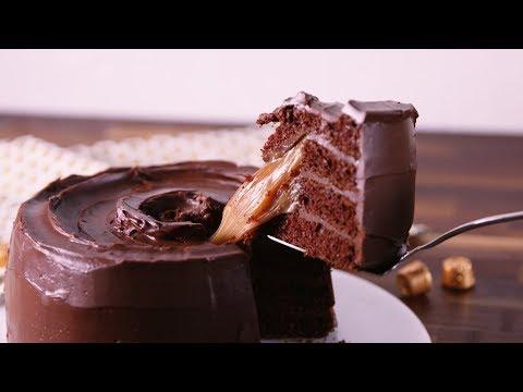 Giant Rolo Cake  Delish