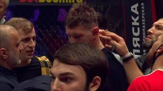 Opšta Tuča Na MMA Spektaklu u Moskvi