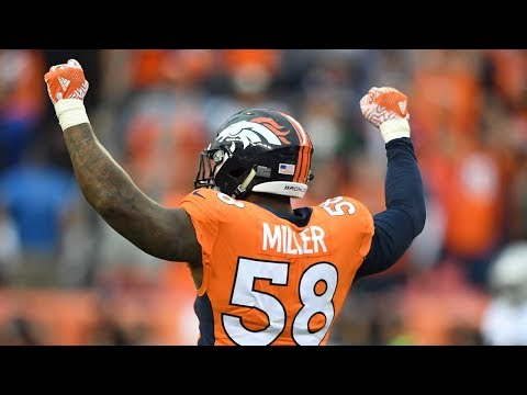 Denver Broncos defense saves late win over Oakland Raiders