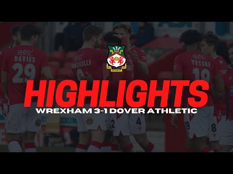 Wrexham Dover Ath. Goals And Highlights