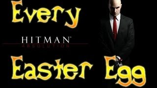 Every Easter Egg in Hitman Absolution Walkthrough (HD gameplay & commentary - Xbox 360)
