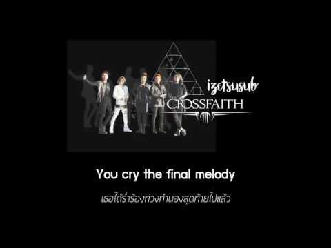 THAISUB|Crossfaith - Tears fall