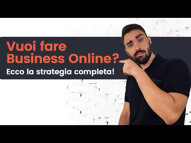Come fare marketing online [guida italiana] - con Facebook Ads