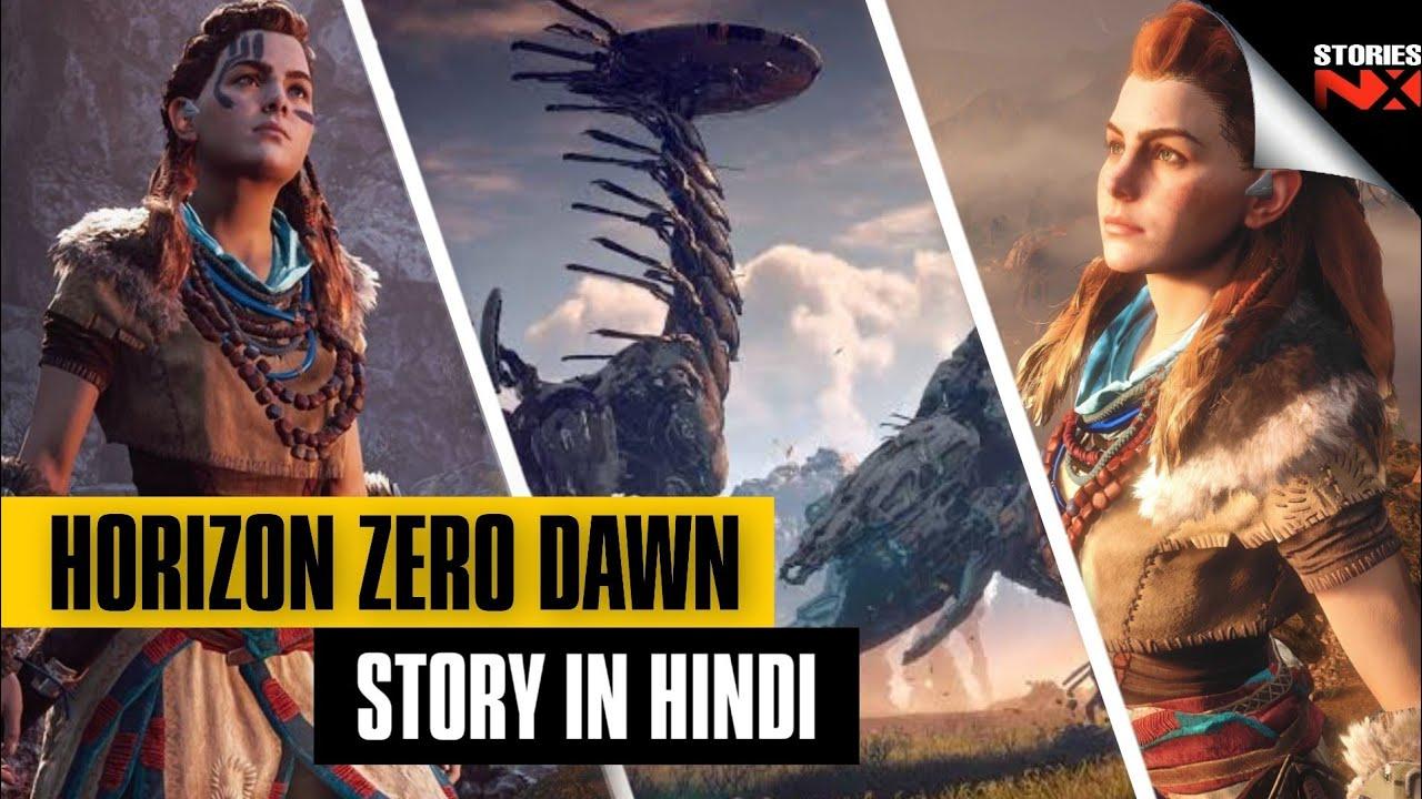 Horizon Zero Dawn Story