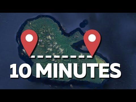 5 Shortest Flights in the World