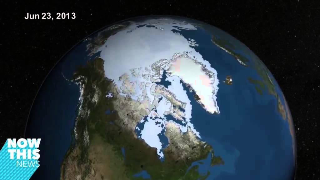 polar ice cap nasa - photo #14