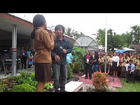 SUARANYA WOOOW MONIKA SITOHANG DAN TIROY SIHOTANG (ADIK JUDIKA SIHOTANG)