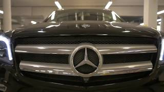 Видеообзор Mercedes benz GL400 2014 г в