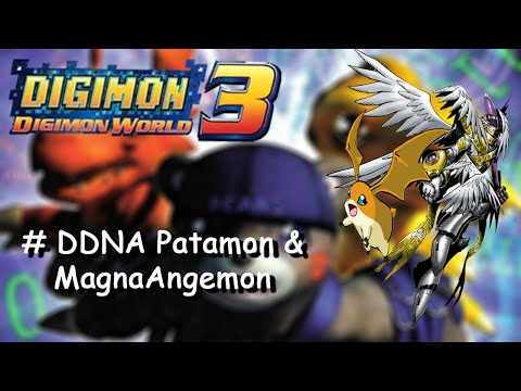 Digimon World 3 - Parte 07 - MagnaAngemon  & Retorno da Série