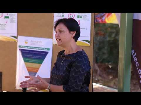 desertSMART EcoFair: Food for Thought…How to Make Energy and Fertiliser from Organic Waste.