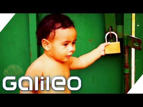 Kinder im Gefängnis - El Salvador | Galileo | ProSieben