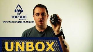 Unboxing - PRODUTO DO DIA - Mouse Zalman ZM-GM4 (Knossos)