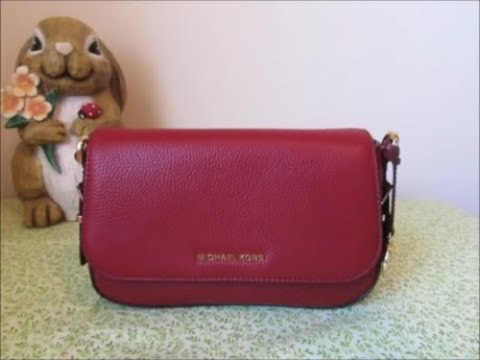 Michael Kors Bedford Legacy Flap Bag : Review And What Fits
