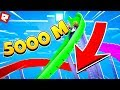 САМАЯ ВЫСОКАЯ ГОРКА ВЫСОТОЙ 999.999.999.999.999 МЕТРОВ! | Roblox