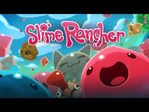 Slime Rancher - Part 1 - Feedin Slimes!