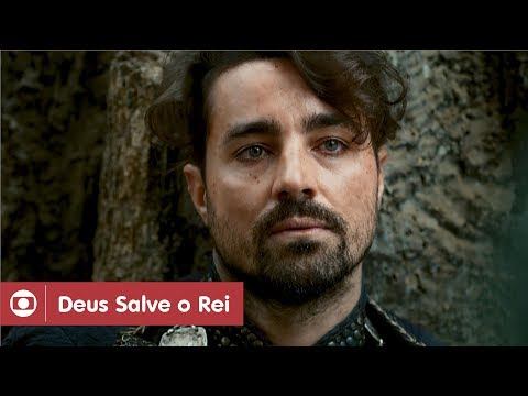 Deus Salve O Rei: capítulo 110 da novela, quarta, 16 de maio, na Globo