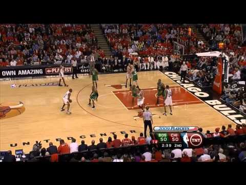 2009 playoffs celtics vs bulls full highlights hd