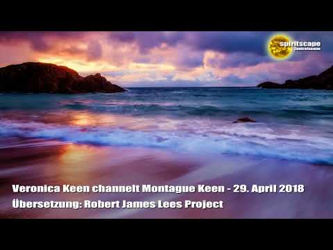 Veronica Keen channelt Montague Keen – 29.04.2018 (Deutsche
