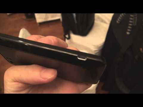 HTC Raider 4G 외형