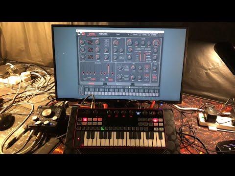 UNO Synth Pro - NEW Software Editor - Tutorial & Demo