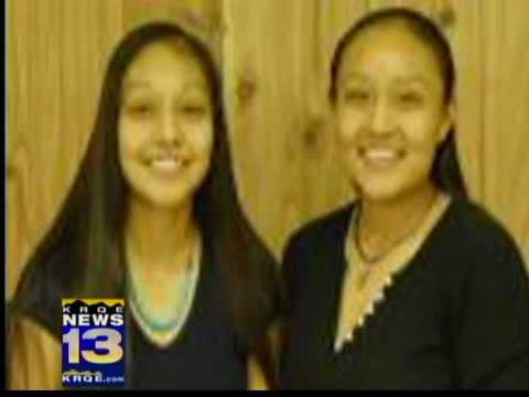 Navajo community mourn death of sisters