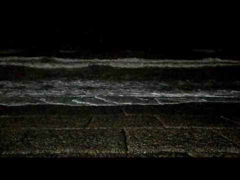 Digha Beach At Night