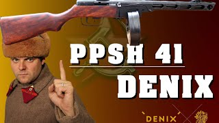 PPSH41 DENIX - Video review