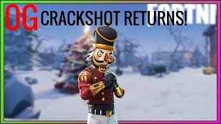 [OG] Crackshot Skin Returns! Daily Item Shop (Saison 7) Fortnite Battle Royale! 12/19/18